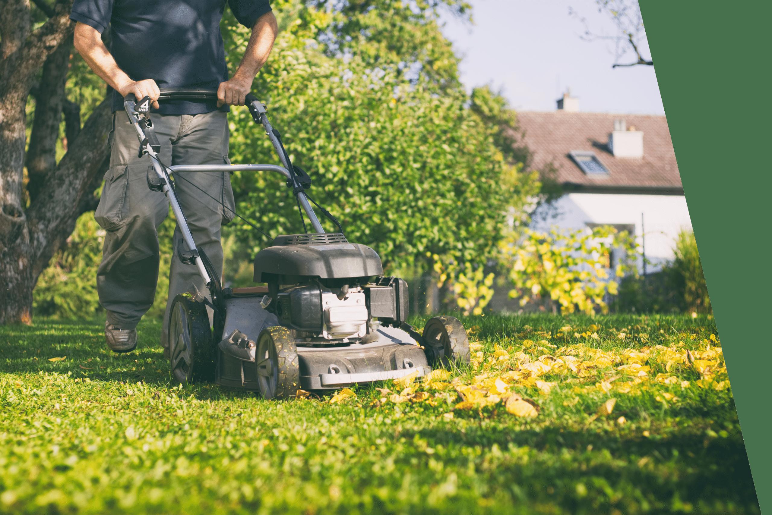 grasmaaier onderhoud